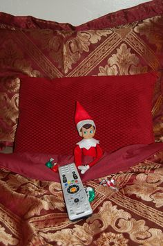 Elf of the Shelf Ideas - this is the cutest book for little kids!