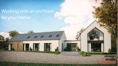 Architects Ballymena Northern Ireland modern traditional architects Residential and commercial projects.