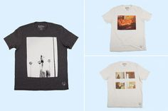 James Franco's T-Shirt Line by 7 for all mankind