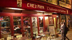 En plein cœur de Paris, dans le 2ème arrondissement, le Restaurant Chez Papa, cuisine pour vous, des mets traditionnels du Sud-Ouest de la France. http://www.restovisio.com/restaurant/chez-papa-1650.htm #restaurant #traditionnel #français #paris