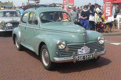 1958 - Peugeot 203 C  - front side