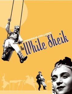 The White Sheik (Italian: Lo sceicco bianco) is a 1952 Italian romantic comedy film directed by Federico Fellini.