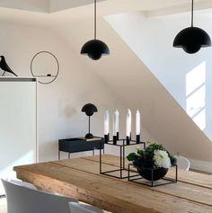 Bedside Table Lamps, Exterior Lighting, Lamp Design, Flower Pots, Ceiling Lights, Traditional, Living Room, Home Decor, Monat