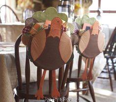 Chairbacker for kids' table