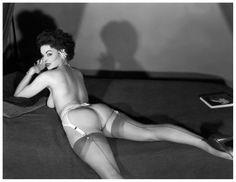 """burleskateer: """"Sparkling"""" Sequin (aka. Geri Donelle..."""