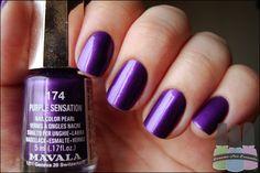 Mavala - 174 Purple Sensation