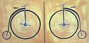 Anton Alberts Art studio and Canvas Factory - Art Penny Farthing, Framed Prints, Canvas Prints, Clock, Tapestry, Big, Gallery, Artwork, Watch