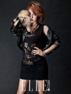 Miss A - Elle Magazine November Issue '13