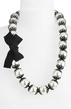 kate spade new york 'japanese floral' necklace available at Nordstrom