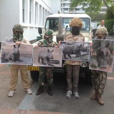 RHINOS IN AFRICA - WHAT CAN YOU DO?