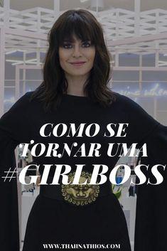 Aprenda a ser a sua própria chefe nesse post inspirador e com muitas dicas para você conquistar a sua liberdade financeira e se tornar uma girlboss!