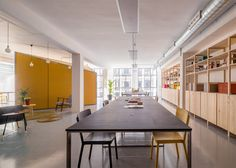 Nook Architects move into co-working space in Barcelona