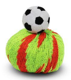 DMC Top This! Yarn - Soccer Ball