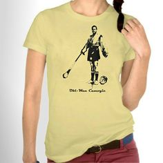This is for all the camogie/star wars fans. Obi exchanges his lightsaber for a real weapon,a comogie stick. These are unisex t shirts, if you want a women's fitted t shirt just let me know. Obi Wan, Nice Clothes, Unisex, T Shirts For Women, Grass, Sports, Mens Tops, Sayings, Funny