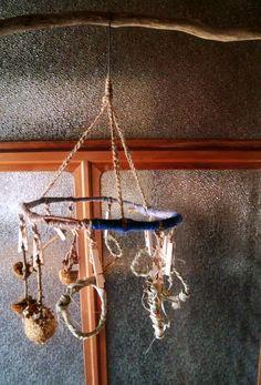 木と毛糸のピンチハンガー by caori620 家具