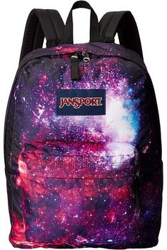 2d5142ce663 JanSport High Stakes High Stakes, Jansport Backpack, Rucksack Bag, Backpack  Bags, Galaxy