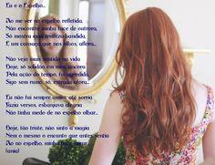 Eu e o Espelho...(soneto)