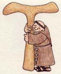 29 mejores imágenes de dibujos franciscanos | San francisco de ...
