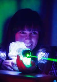 Laser Tag, Dodgeball, Rock Climbing, and More: Epic 6 Laser Tag