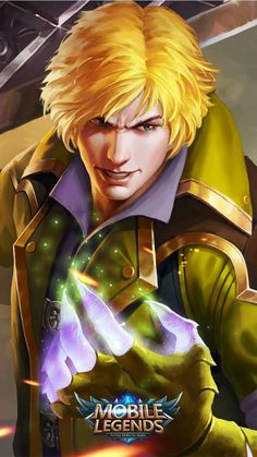 Mobile Legends Alucard Wallpaper HDis free HD Wallpaper Thanks for you visiting 18 Best WallPapers for Phone 2018 Mobile Legends HD Wallpap. Hp Mobile, All Mobile Phones, Best Mobile, Mobile Game, Bruno Mobile Legends, Miya Mobile Legends, Mobile Legend Wallpaper, Hero Wallpaper, The Legend Of Heroes