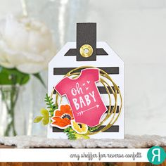 Pickled Paper Designs: Countdown to Confetti - Cute As A Button & Just Brew It