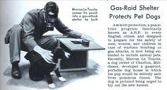 vintage bomb shelter | retro bomb shelters