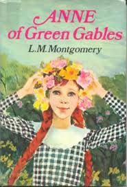 Anne of Green Gables by L.M. Montgomery.  Set on Prince Edward Island, Canada, these books tell the story of orphan Anne, who is mistakenly sent to Marilla and Matthew Cuthbert, who had wished to adopt a boy. Anne has red hair, freckles and a non-stop imagination.
