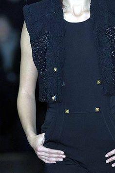 Givenchy Fall 2007 Detail