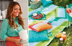 Summertime and the Living's Easy: Sabrina Soto's Guide to Outdoor Entertaining
