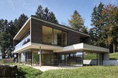 Project - Einfamilienhaus Gulm - Architizer