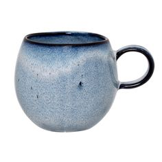 Signature Sandrine tableware by Bloomingville. The mug is the perfect amount of cozy <3