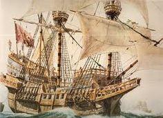 14 - García de Castro decidió armar una expedición que fuera en la búsqueda de estos territorios, ocuparlos y poblarlos. Encargó la dirección de la expedición a su sobrino de veintidós años, Álvaro de Mendaña.