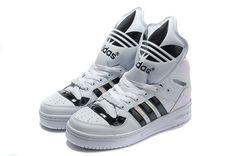 Adidas Obyo Shoes Dark Black White