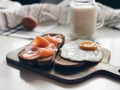 """""""Dos desayunos con huevo fáciles y rápidos"""" del blog aleoli.es"""