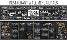 Chalkboard Design Services and Impressive Sets for Download #chalkboard #chalkdesigns Chalkboard Designs, Design Services, Funeral, Service Design, You Changed, Photoshop, Restaurant, Drinks, Diner Restaurant
