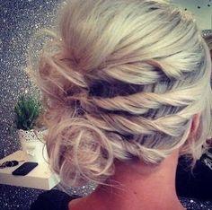 braided hairstyles braided updo