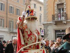 In tre intorno al mondo: Verona e il suo carnevale