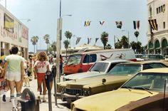 Venice Beach. 1979.