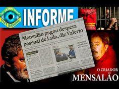 O milionário Luiz Inácio não pode negar mais nada.  Mais uma coleta de lixo tóxico do lulismo e da dilmês.