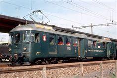 Aktuell Triebfahrzeuge MThB Swiss Railways, Switzerland, Trains, Locs, Europe, Rolling Stock, Photo Illustration, Dreads, Sisterlocks