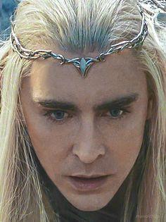 Thranduils silver crown