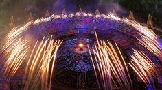 Opening Ceremony Roof Olympics | London 2012