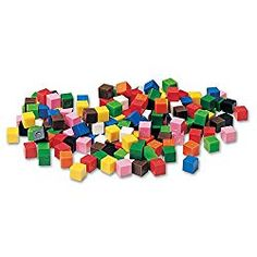 Learning Resources Centimeter Cubes, Set of 1000 - Centimeter Cubes are great tools for teaching kids counting, measuring and patterning. Set of plastic one-centimeter cubes comes in 10 colors and stores in a convenient tub. Tools For Teaching, Learning Resources, Teaching Kids, Kids Learning, Stem Teaching, Teaching Supplies, Storage Tubs, Storage Buckets, Steam Activities