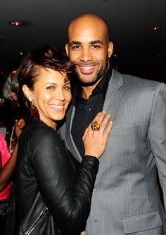 Boris Kodjoe and Nicole Ari Parker - 40 Black Couples That We Love