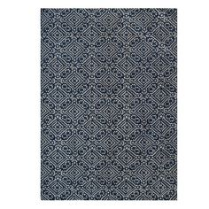 Area Rug Aragon Indigo 7'x10' - Threshold,