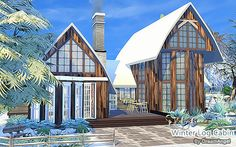 Sims 4 CC's - The Best: House by Sims Dreams
