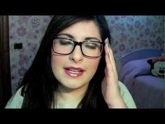 Trucco perfetto per gli occhiali! - YouTube