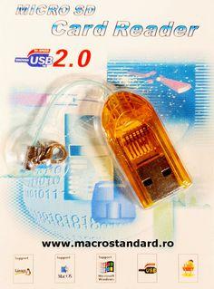 Cititor de carduri MicroSD