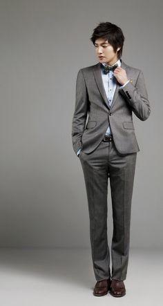 Lee Min Ho for Trugen