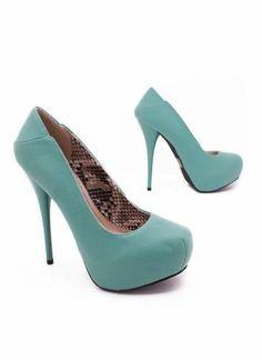 #Textured platform heel. 5 inch. $26.40 GOJane